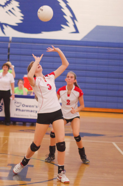 HHS JV Volleyball 2013 pt II