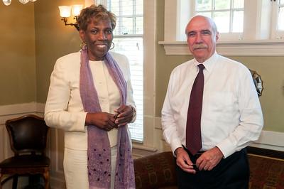 Mayor Dan Clodfelter Reception @ The Waldsworth House 4-21-15 by Jon Strayhorn