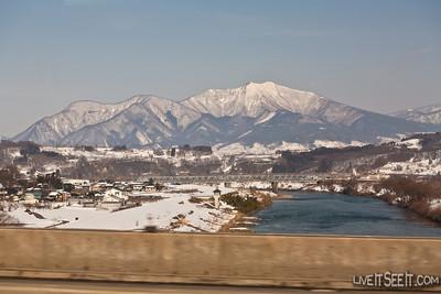 Japan 2012 - Nozawa Onsen, Snow time!