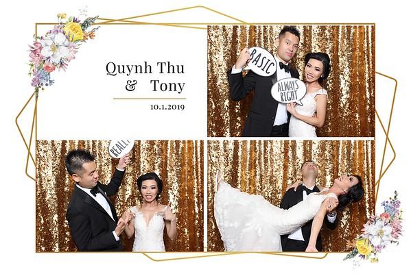 Quynh Thu & Tony
