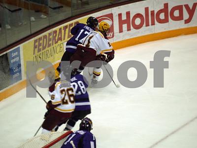 Hockey - Mankato State @ Minnesota  10-31-08