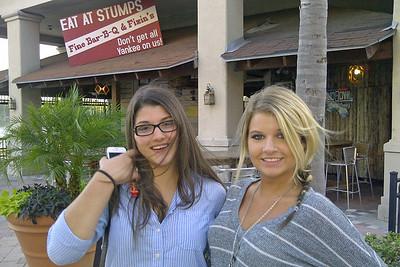 Abby & Alix 2012