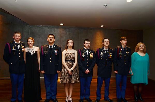 SDHS ROTC Military Ball 2017 - Jeff Tillery Pics