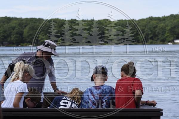July 30 - Fishing