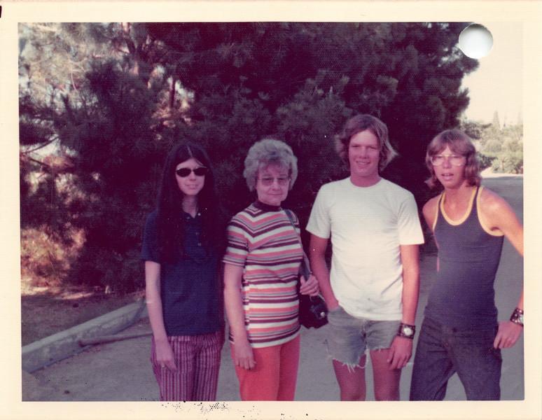 Vandy, Frankie, Jeff, Steve