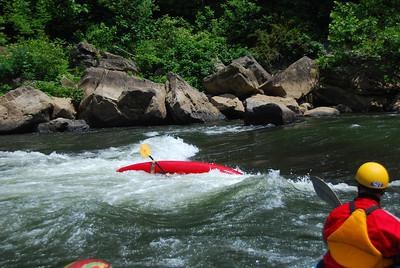 WWK Canoe Summer Extravaganza 2013