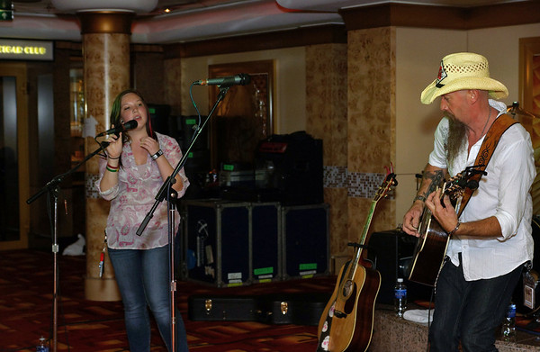 LAYLA SOUTHERN CONCERT PHOTOS SIMPLE MAN CRUISE VII