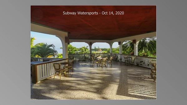 Subway - October 14, 2020 - Show (COVID19)