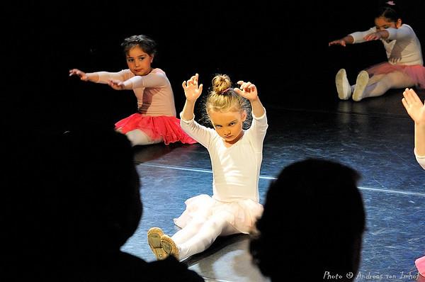 Julia ballet show