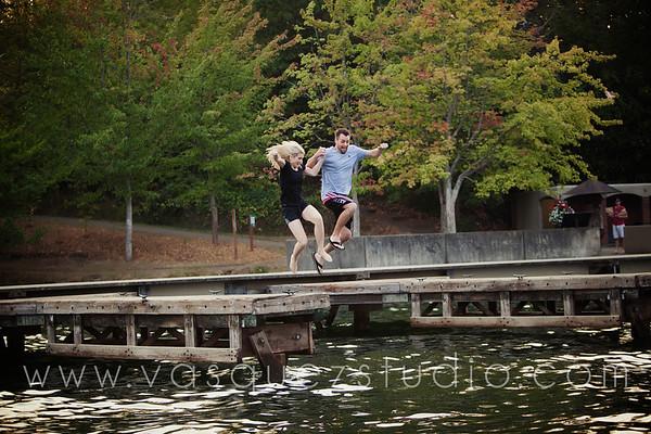 Kate & Alex engagement