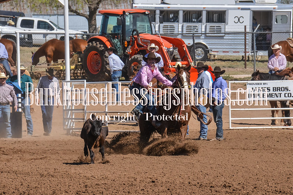 REGION 1 CALF ROPING