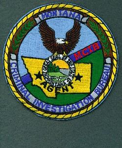 Montana Criminal Investigation Bureau
