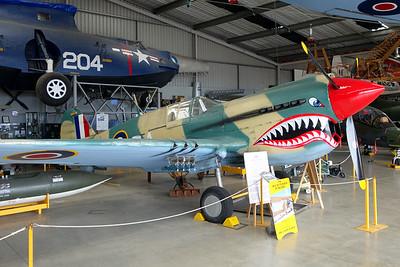 Classic Flyers Aircraft Museum, Tauranga, New Zealand