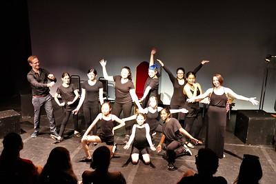 9 June Company Show