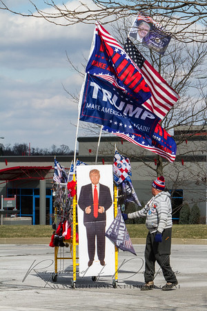 President Trump/Rick Saccone Rally, March 10, 2018