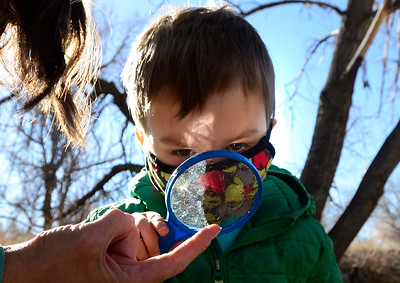 Photos: Thorne Outdoor Preschool Program