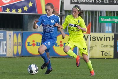 20170521 - KRC Genk Ladies U16 - KAA Gent U16