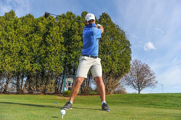 Hamilton College Golf Practice 4-19-21