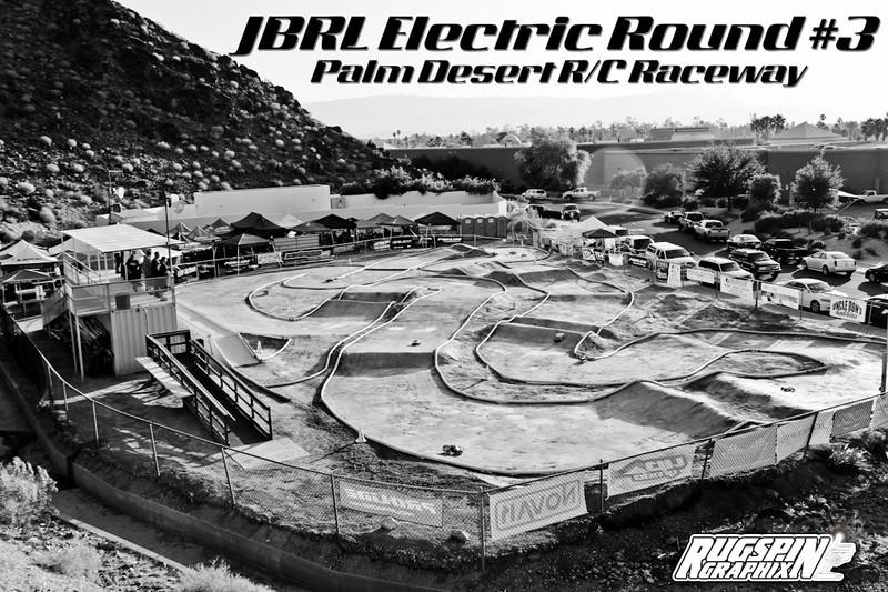 JBRL 2011 Electric #3 Palm Desert