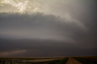 May 28, 2013 Panhandle Supercell and Tornado