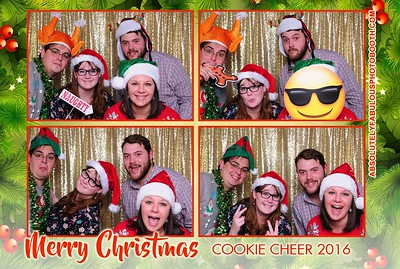 Cookie Exchange Photos