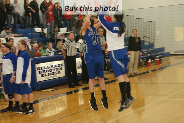 BBE girls'BBall vs. WHN - subsections 02-25