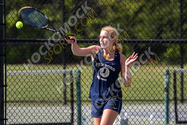 Foxboro-Stoughton Girls Tennis - 05/25/21