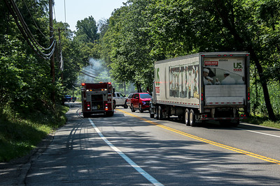 8-24-2021 Wires Down, Route 9