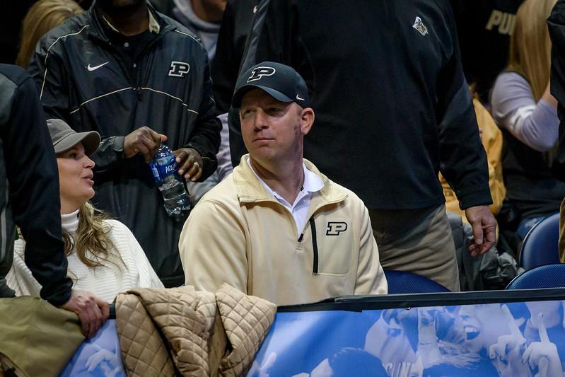 3/16/17 NCAA Tournament, Vermont, Jeff Brohm
