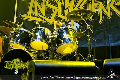 Dropkick Murphys - Skinny Lister - The Insurgence - Club Nokia - Los Angeles, CA - April 17, 2013