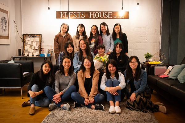 2019-05-12 IUSM Sisters Lunch