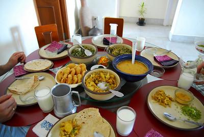 Jan08 Samit Parents Lunch