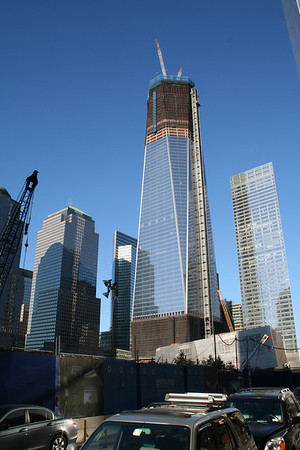 Ground Zero December 2011