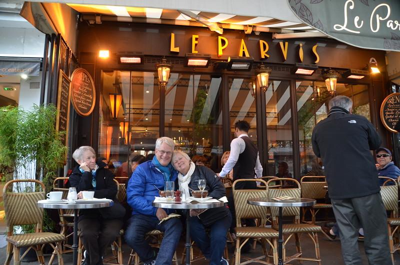 Le Parvis, Paris, France - 2016