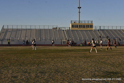 PVHS Girls Soccer vs Calexico 2018