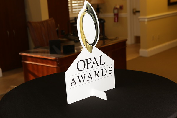 2018-2019 Opal Honoree Reception