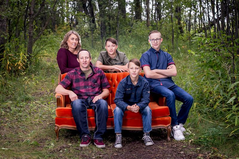 Raes Family
