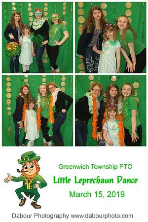 Little Leprechaun Dance 2019