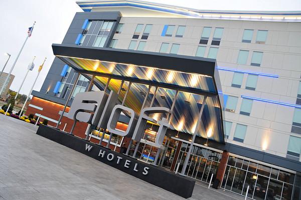 aloft Hotel 10-23-09