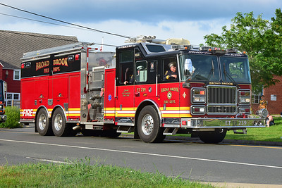 Parade - Broad Brook FD 125th Anniversary - East Windsor, CT - 8/21/21