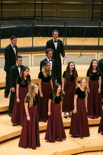 2. Claremont High School Chamber Singers