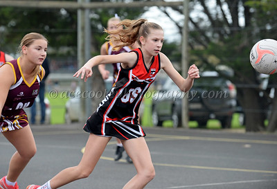15 & Under A - Round 3 v Border Districts