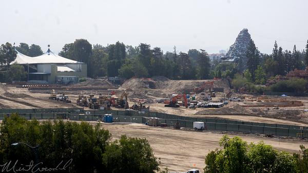 Disneyland Resort, Disneyland, Mickey, Friends, Parking, Structure, Star Wars, Star, Wars, Land, Construction, River, Rivers, America, Frontierland, Critter Country