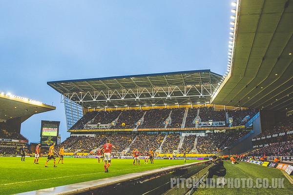 Wolverhampton Wanderers v Nottingham Forest