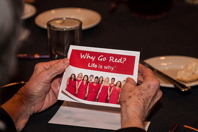 Go Red For Women Luncheon 2015
