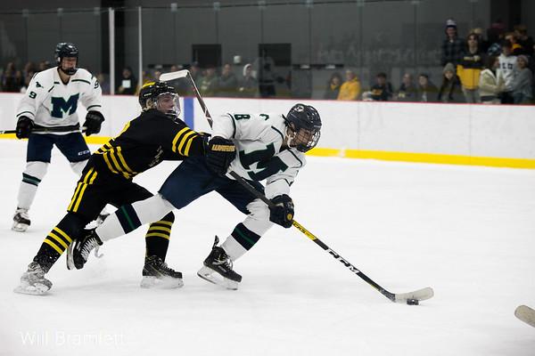 Ice Hockey: Marquette vs Vianney