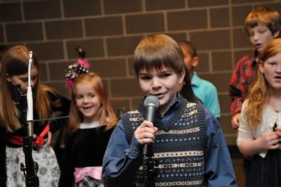 CFC Kids Christmas Program 2011