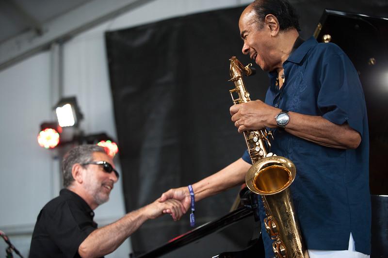Mike LeDonne / Benny Golson