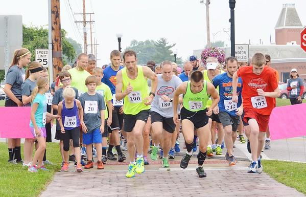 Paula Mounts Krejci 5K Memorial Run/Walk 2015