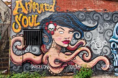 Urban Wall Art